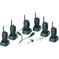 Charte d'utilisation du talkie-walkie